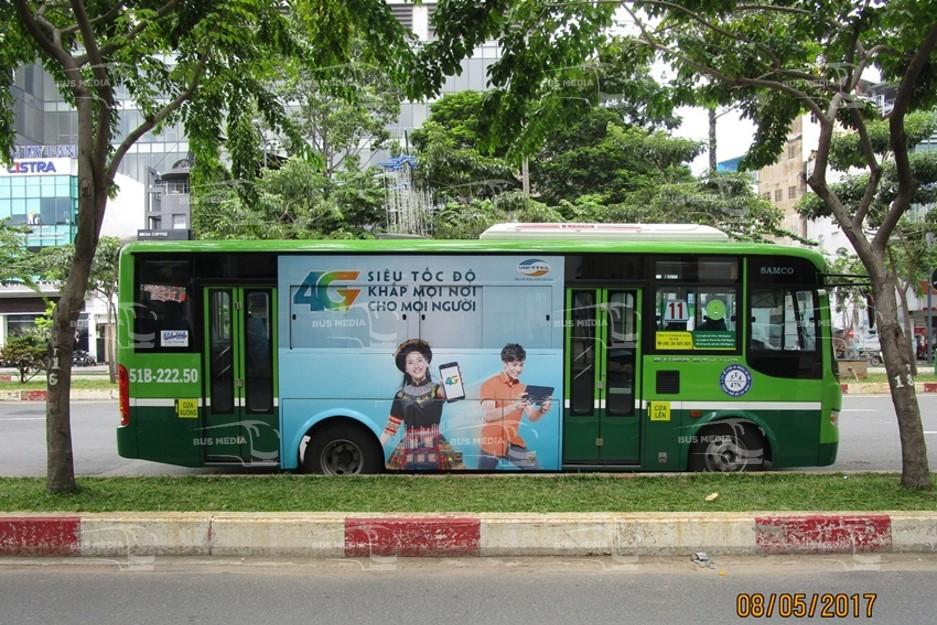 quảng cáo xe buýt tại tphcm