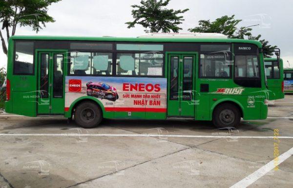 quảng cáo trên xe buýt quảng ngãi
