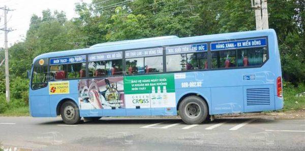 quảng cáo xe buýt tại đồng nai
