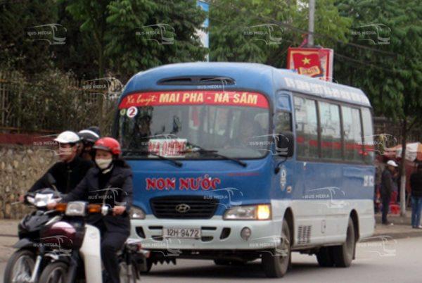 quảng cáo xe buýt tại lạng sơn