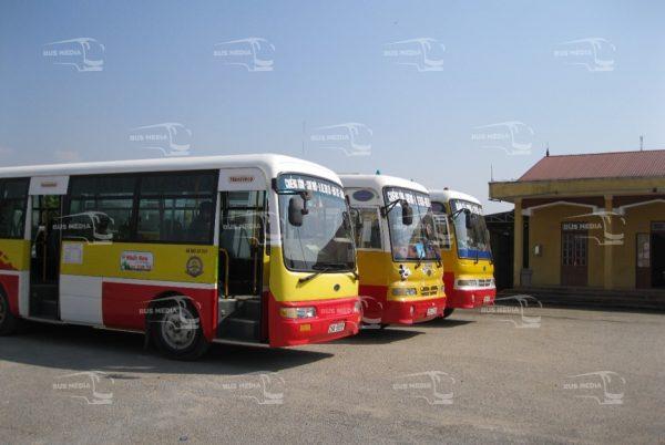 quảng cáo xe buýt tại sơn la