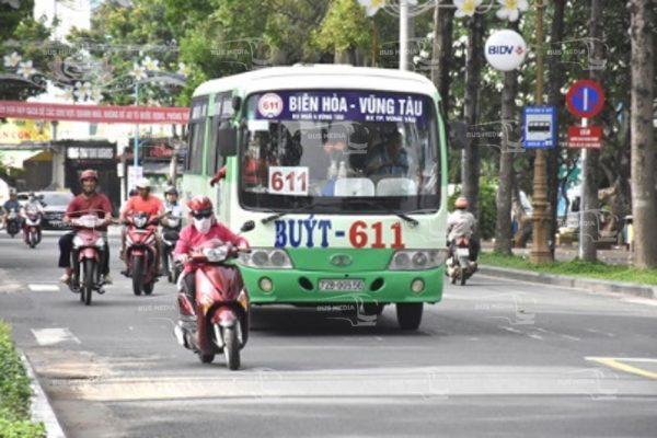 quảng cáo xe buýt tại vũng tàu